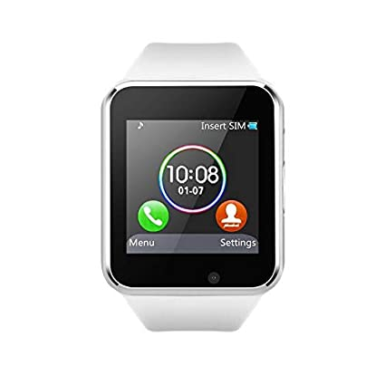 Amazon.com: Nuoweike Smart Watch Compatible for Android ...