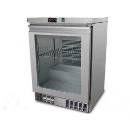 Congelador profesional 110 litros - 100% acero inoxidable - con 1 ...
