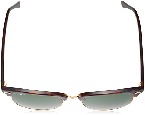 a8bfef8170 Ray-Ban Men s RB3016F Sunglasses Mock Tortoise  Arista   Green 55mm