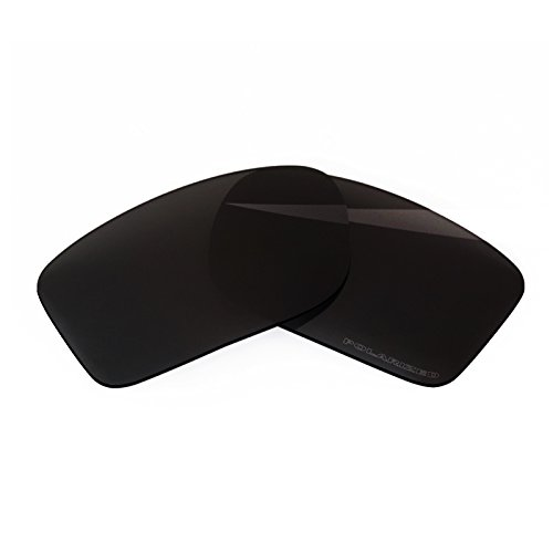 (BlazerBuck Anti-salt Polarized Replacement Lenses for Oakley Double Edge - Black)