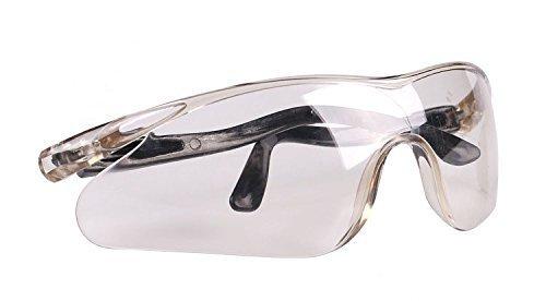 Niños Grey Resilient Shatterproof al aire libre Juego Gafas de protección Gafas de seguridad Gafas para Nerf N-Strike pistola de élite arma de juguete Juego ...