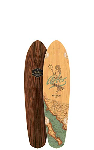 Arbor x Fireball Supply Co. Longboard Skateboards (Various Models) (Mission - Groundswell (35