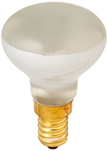 European Base - Bulbrite 40R14/E14 40-Watt Incandescent R14 Mini Reflector Light Bulb, European Base