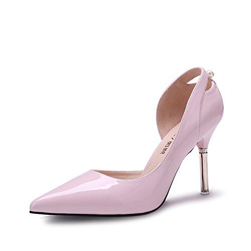 Super Teräväkärkiset Willie Klassikoita Marlow Vaaleanpunainen Louferi Harmaa Naisten Pumput Sandaalit Valkoinen Korkokengät Kengät EnxfqBwF