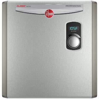 Rheem 240V 3 Heating Chambers RTEX-24 Residential Tankless Water Heater
