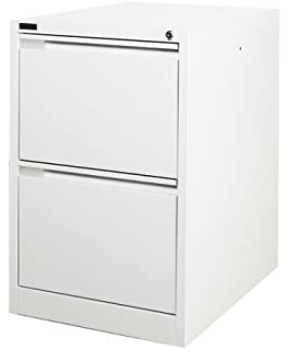 Bisley Foolscap Filer, 2 drawer, Grey: Amazon.co.uk: Office Products