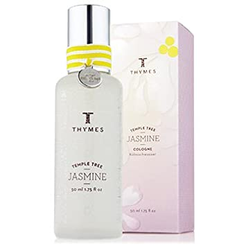 Thymes Temple Tree Jasmine Cologne