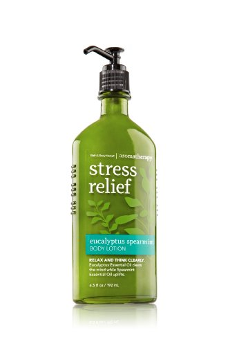 Bath & Body Works Eucalyptus Spearmint 6.5 oz Aromatherapy Lotion
