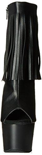 Blk Femme Bottes Classiques Matte Faux 38 Adore Pleaser Eu blk Noir Leather qCgt0F5w