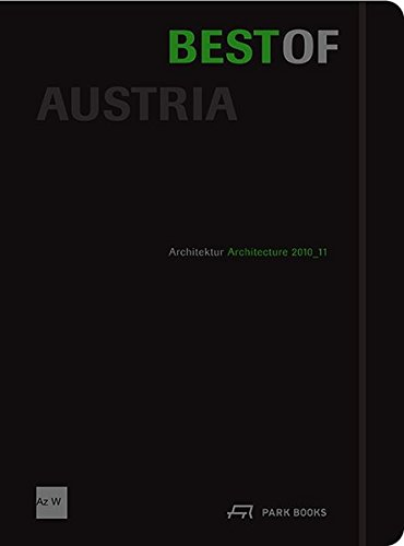 Best of Austria: Architecture 2010-11 pdf