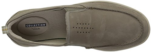Clarks Men's Jarwin Race Loafer Sage Nubuck BJspJ1Cd