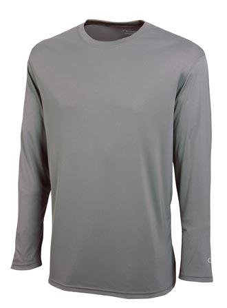 4ecf5941 Champion Men's Double Dry Long Sleeve Tee. related-product. Champion Men's  Heathered Powertrain T-shirt