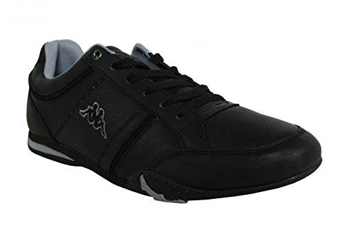 Zapatos de Hombre KAPPA 302ETM0 MEZZIO 914 BLACK-MID GREY