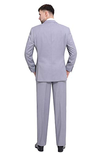 Buy mens grey suit jacket