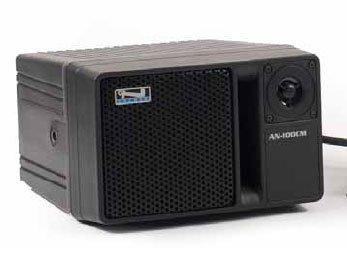 Anchor Audio AN-100CM Speaker Amplifier 30 Watts Powers Up to Ten Microphones Black ()