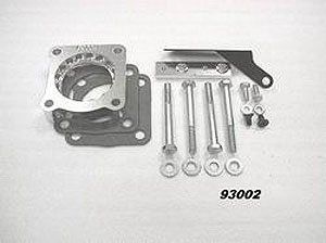 Taylor Cable 93002 Helix Power Tower Plus Throttle Body Spacer (1999 Mitsubishi Eclipse Throttle)