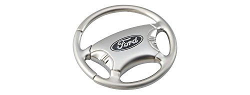 Ford Logo Steering Wheel Key Chain