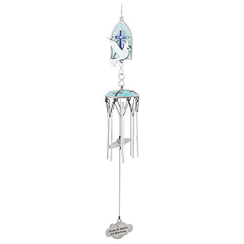 Moved to Heaven Not Gone Away Memorial Wind Chime Review