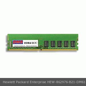 DMS Compatible/Replacement for Hewlett Packard Enterprise 862976-B21 ProLiant ML30 Gen9 Performance 16GB DMS Certified Memory DDR4-2400 (PC4