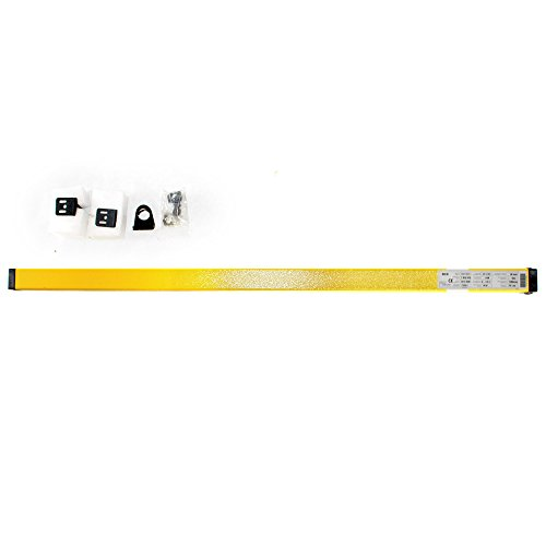 - Sick FGSS-1200-21 FGSS Series Safety Light Curtain Module, Rod, Yellow