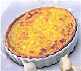 Home Style Bacon and Ham Quiche, 20 oz