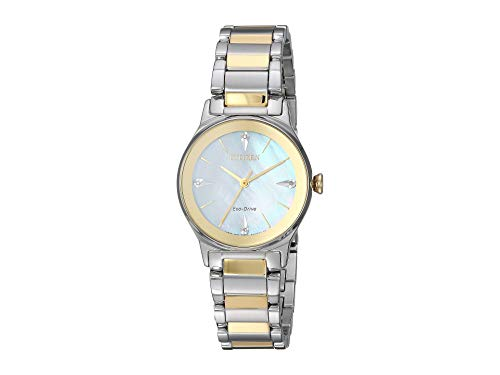 Citizen Watches Women's EM0734-56D Axiom Two-Tone One Size