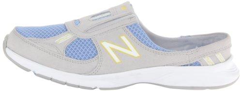 888098229981 - New Balance Women's WW520 Walking Shoe,Grey/Blue,10 B US carousel main 4