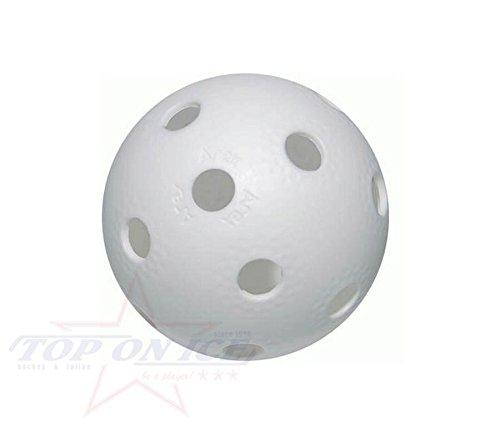 Floorball Ball Tempish 7cm Standard Trainingsball Unihockey weiss