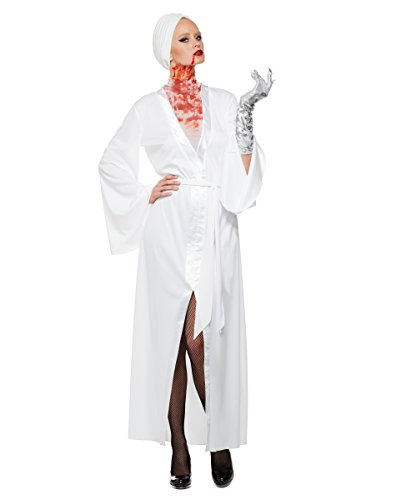 Horror Costumes (Spirit Halloween Adult Countess Costume - American Horror Story,White,L/XL)