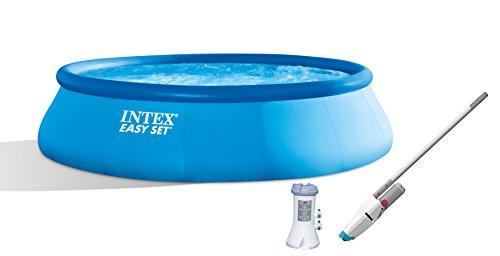"Intex Recreation 15' x 42"" Easy Set Pool with 1000 GPH Pu..."