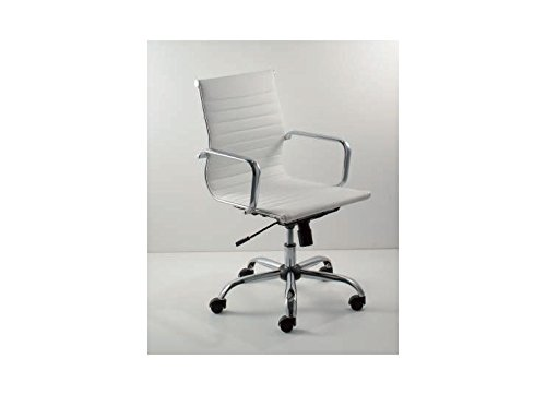 Outlet silla Design - Silla oficina Art. 919 B Zen baja ...