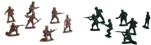 Military Figures bagged set from WowToyz