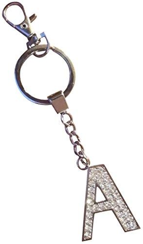 Initials Keychain - 9