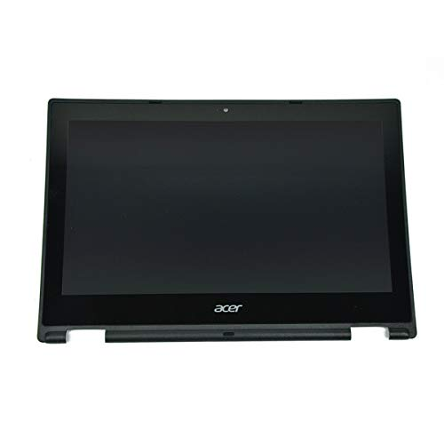 New 11.6'' HD 1366X768 LCD Touch Screen Assembly W/Frame Bezel For Acer Chromebook C738T-C44Z Acer 11.6' Touch Screen