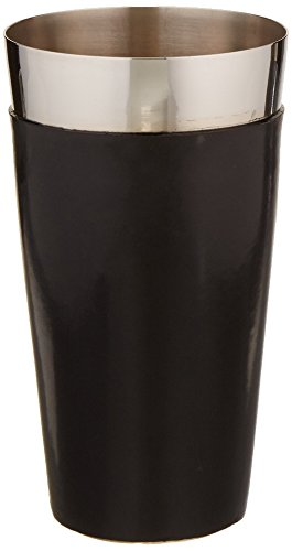 Winco BS-28P Stainless Steel Bar Shaker, 28-Ounce