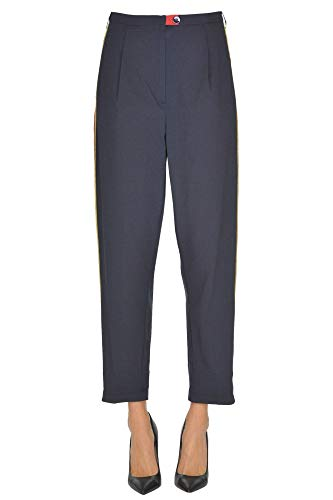 Pinko Pantaloni Donna Cotone Blu Mcglpns000005011e ZB7Zwxg