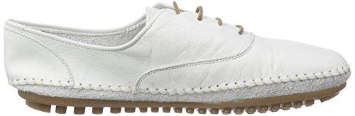 White Bianco Scarpe Stringate Shoes 200 Donna Marc Luna Wei PxT0nXf