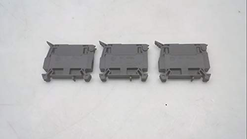 Allen Bradley 1492-Wfb4 - Pack of 3 - Terminal Fuse Block, 15A, 300V, 1492-Wfb4 - Pack of 3 -