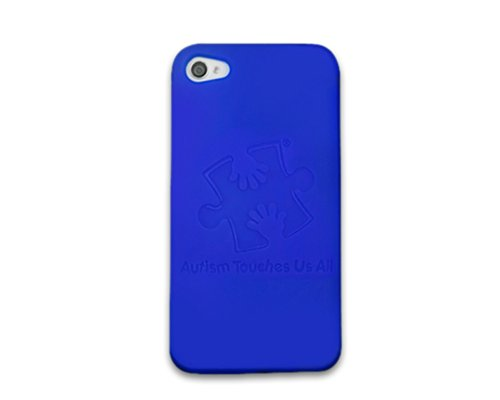 Autism Awareness Phone Cover For Iphone 4 and 4S (1 Cover - (Awareness Iphone 4 Covers)