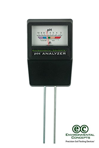 Environmental Concepts pH7 Dual Probe Soil PH Meter