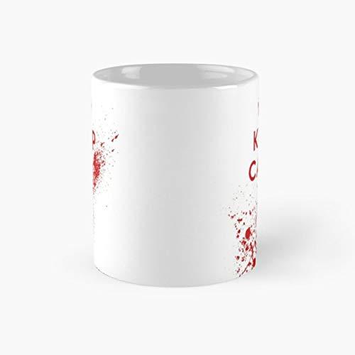 Blood 110z Mugs