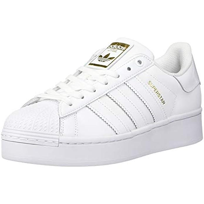 adidas Originals Women's Superstar Bold W Running Shoe