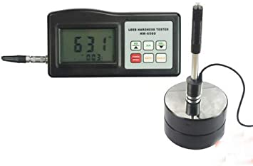 Leeb Hardness Tester Rebound Durometer Metal Steel Hardness Measuring