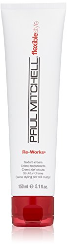 - Paul Mitchell Re-Works Texture Cream,5.1 Fl Oz
