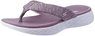 Skechers Australia ON-The-GO 600 - Preferred Women's Sandal, Light Mauve, 5 US