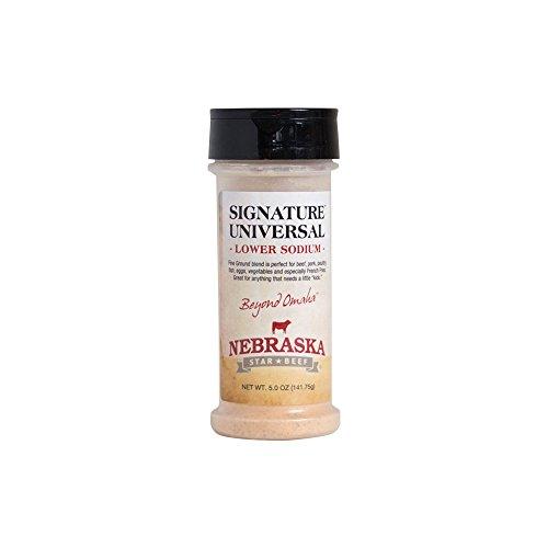 Nebraska Star Beef Signature Universal-Low Sodium, 5 Ounce
