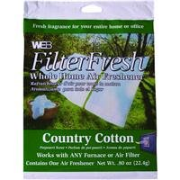 WEB  FilterFresh Whole Home Country Cotton Air (Filter Air Freshener)