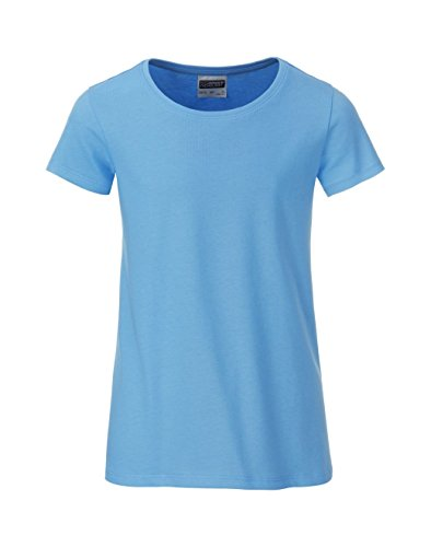 azzurra Classic 2store24 Girl Organic casual bio Girl shirt T qnaF8Zgn