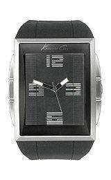 Kenneth Cole New York Polyurethane Black Dial Men's watch #KC1558