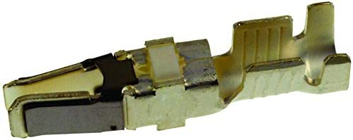 10 AWG Contact Pack of 2 Silver Plated Contacts, 66741-2 Multimate Socket Crimp Type XII Series